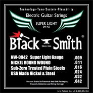 BLACK SMITH NW-0942 Enc Electrica Nickel 09-42